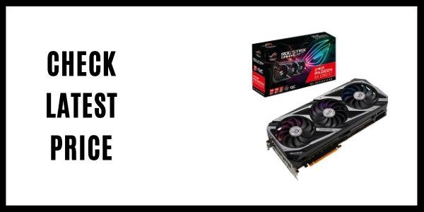 ASUS ROG Strix AMD Radeon RX 6700 XT OC Edition Gaming Graphics Card