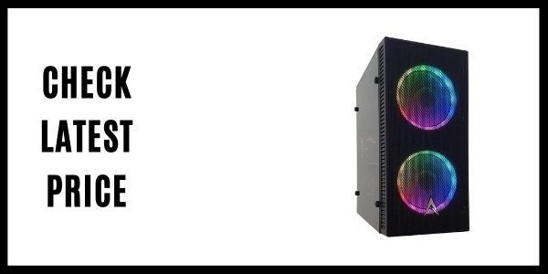 Allied Gaming Javelin Mini Desktop PC AMD Athlon 3000G Processor