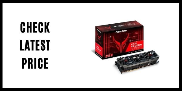 PowerColor Red Devil AMD Radeon RX 6700 XT Gaming Graphics Card