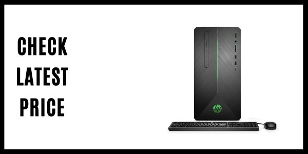 VR Ready HP Pavilion Gaming PC Desktop Computer 690-0073w