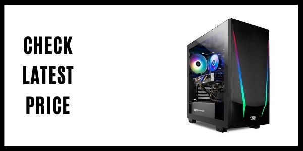 iBUYPOWER Gaming PC Computer Desktop Trace 4 9310