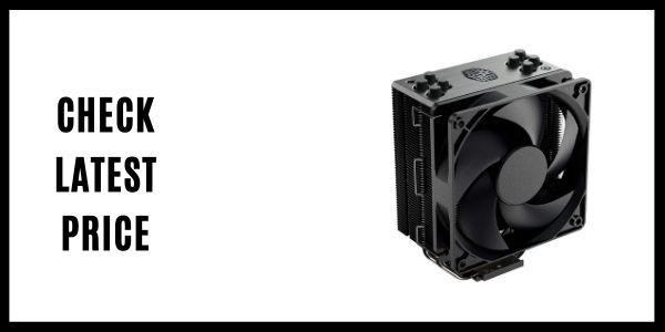 Cooler Master Hyper 212 Black Edition CPU Air Coolor