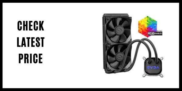 EVGA CLC 280mm All-In-One RGB LED CPU Liquid Cooler
