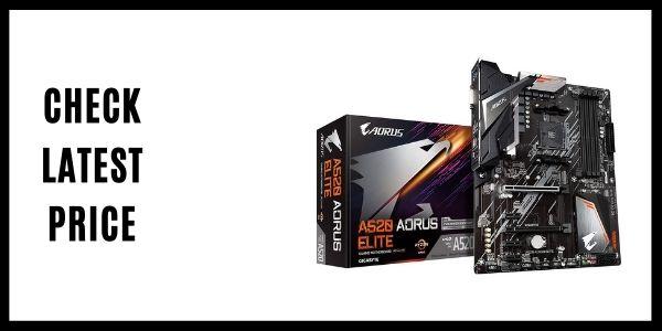 Gigabyte A520 AORUS Elite Motherboard)