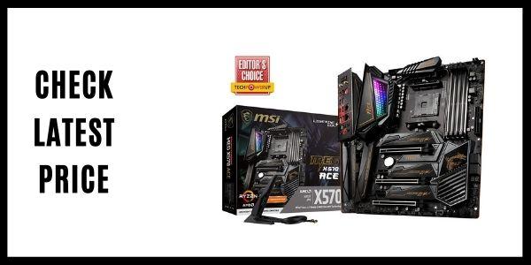 MSI X570ACE MEG X570 ACE Motherboard