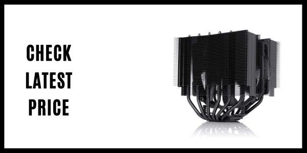 Noctua NH-D15S chromax.Black, Premium Dual-Tower CPU Cooler